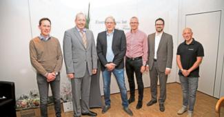 Schneverdingen-Handels-und-Gewerbeverein-Mitgliederversammlung-2018-Björn-Dehning-Heiko-Brümmerhoff-Marian-Gross-Jörg-Tillessen-Timo-Balke-Tim-Heitmann